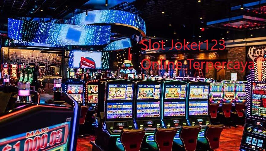 Jackpot Judi Joker123 Slot Online Terbaru Di Indonesia